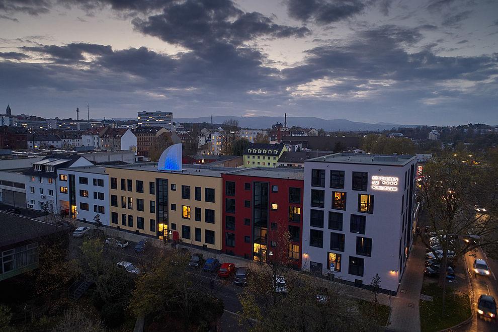 Studentenwohnung Kassel haus 3 - wohnung 2, 4, 6 und 8 | studieren am schillertor